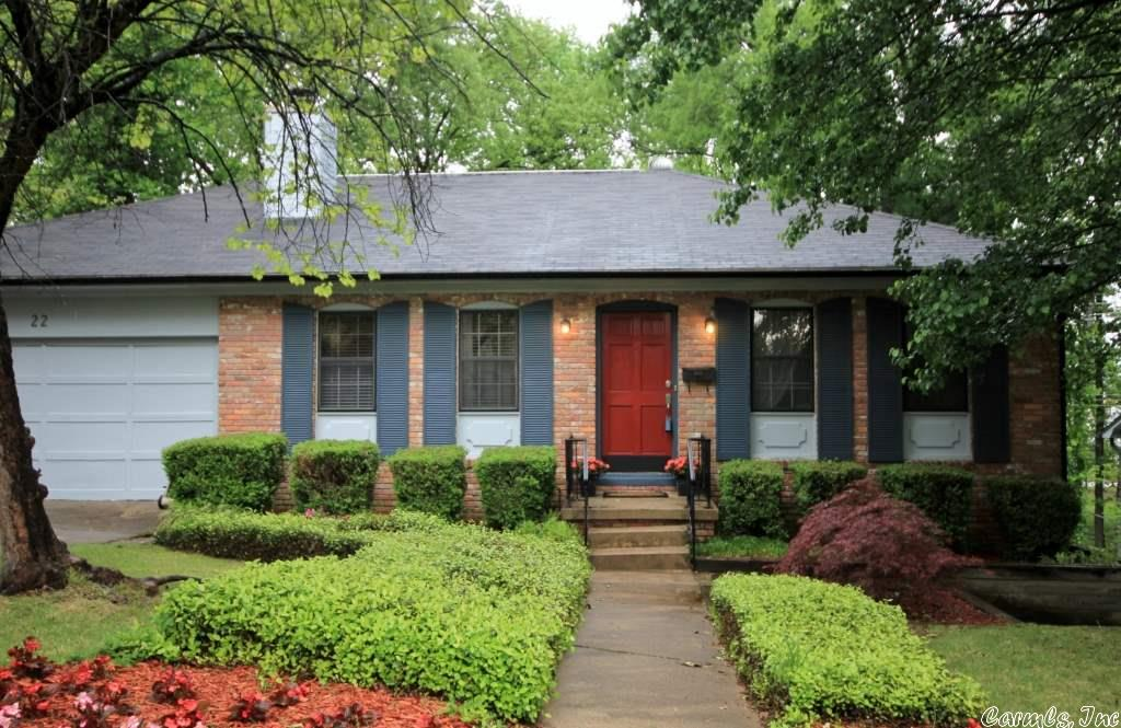 22 OVERBY, LITTLE ROCK, AR 7220
