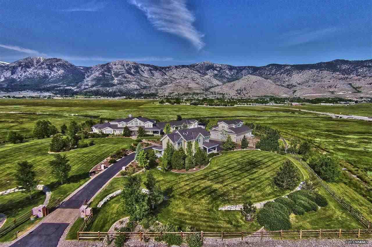 独户住宅 为 销售 在 1286 Mottsville Meadows Gardnerville, 内华达州 89460 美国