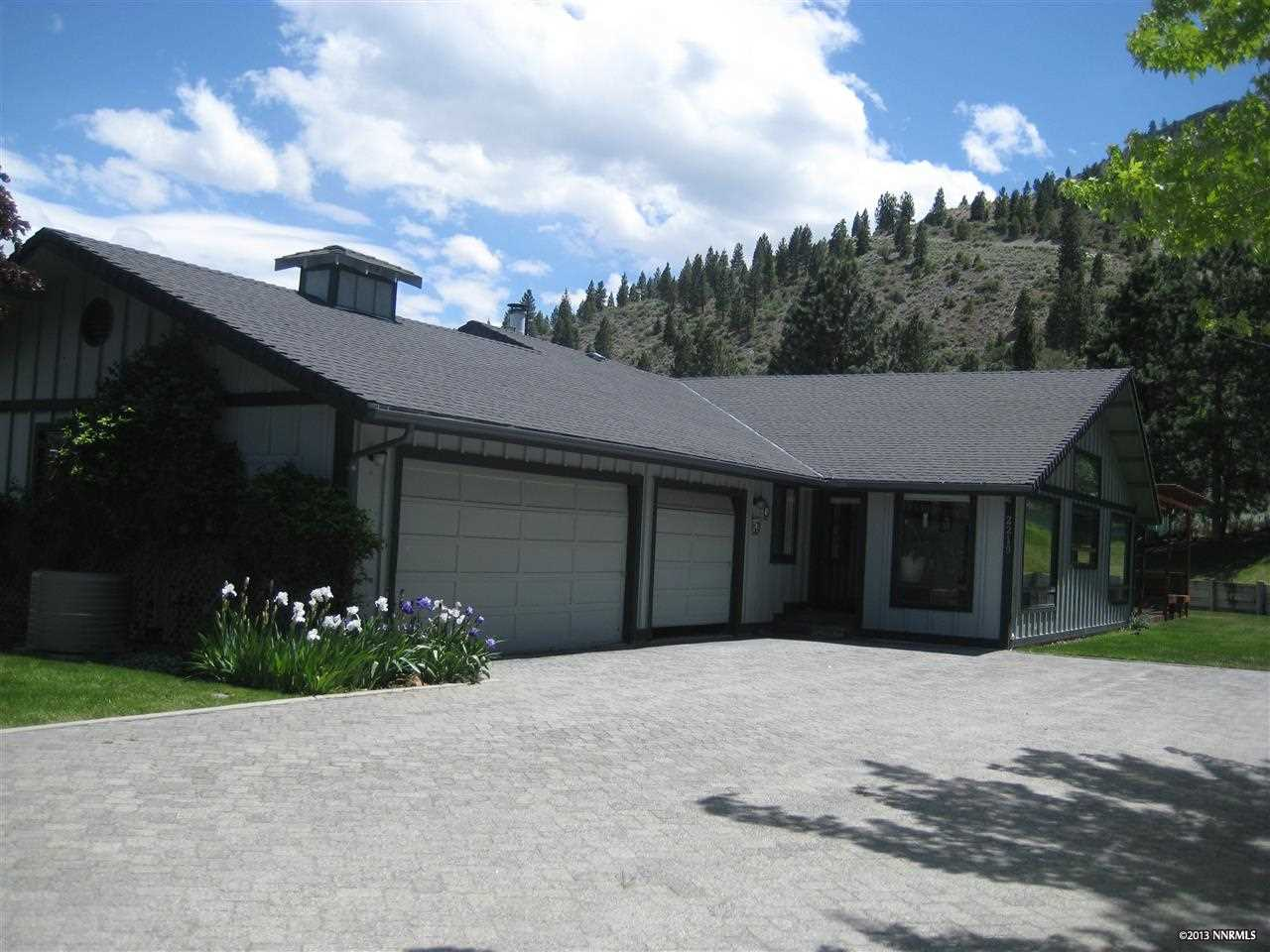 Single Family Home for Active at 2219 Valley View Genoa, Nevada 89411 United States