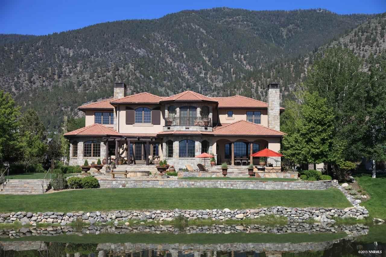 Single Family Home for Active at 2501 Genoa Aspen Genoa, Nevada 89411 United States
