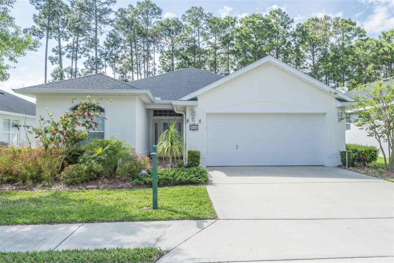 845 Crestwood Drive St. Augustine, FL 32086 155419