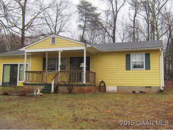 Photo of home at 686 coles rolling rd, scottsville, VA