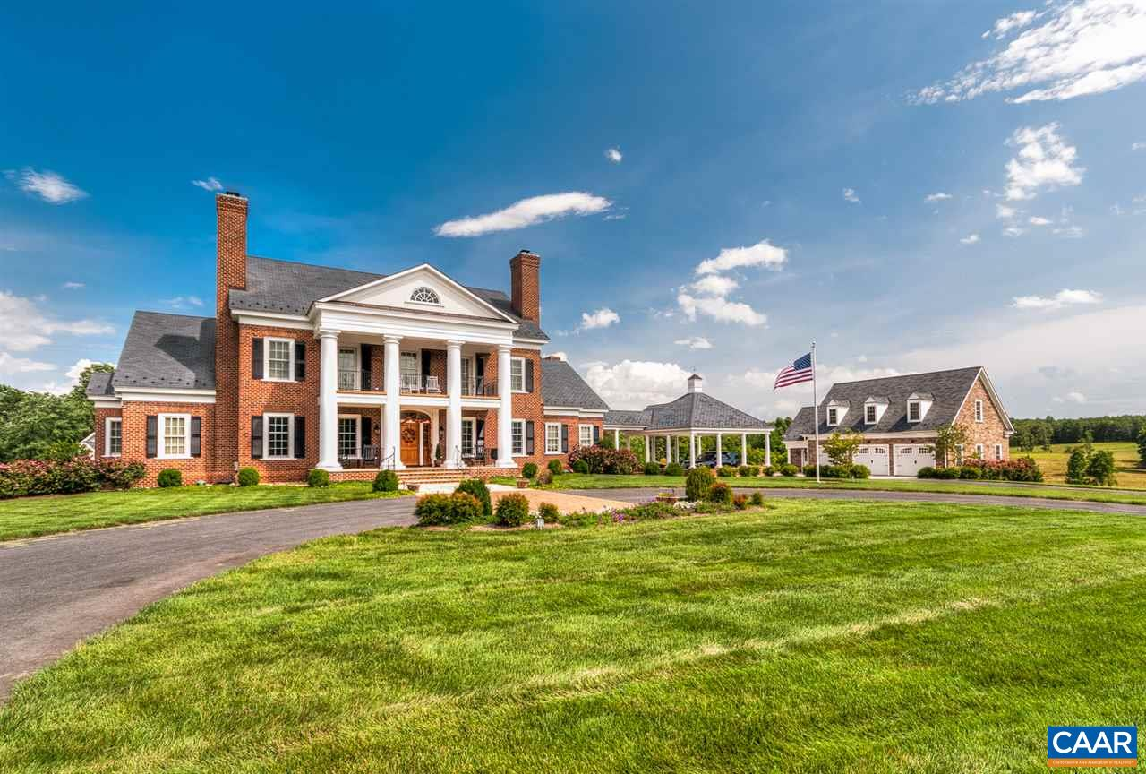 Property for sale at 1921 FRAYS RIDGE XING, Earlysville,  VA 22936