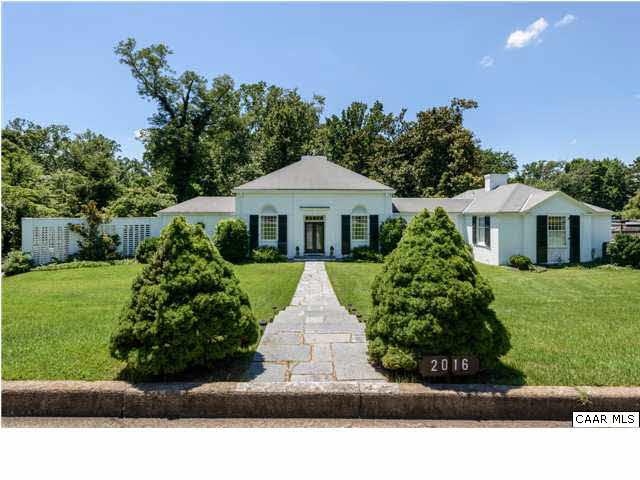 Property for sale at 2016 SPOTTSWOOD RD, Charlottesville,  VA 22903