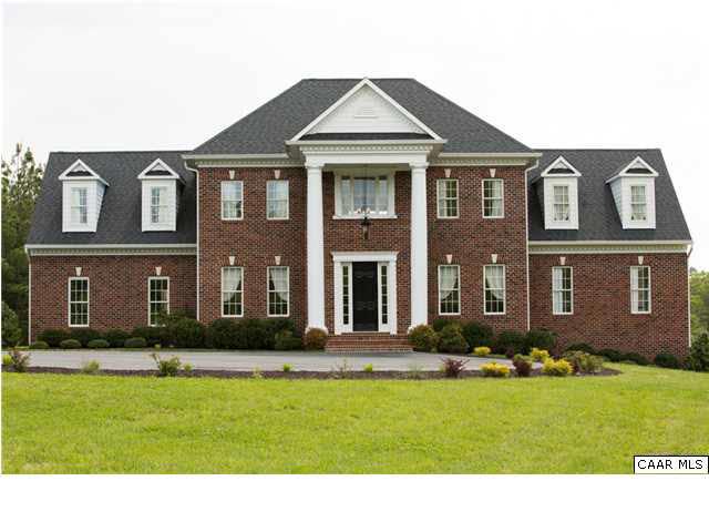 Property for sale at 2330 JORDAN RUN LN # LOT 9, Charlottesville,  VA 24590