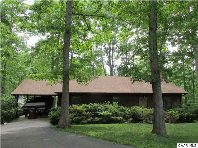 Property for sale at 6 TROUT PT, Palmyra,  VA 22963