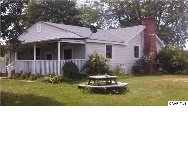 Photo of home at 11441 BLACK LEVEL RD, GORDONSVILLE,