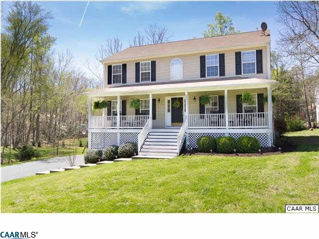 Property for sale at 3 BRIDLEWOOD DR, Palmyra,  VA 22963
