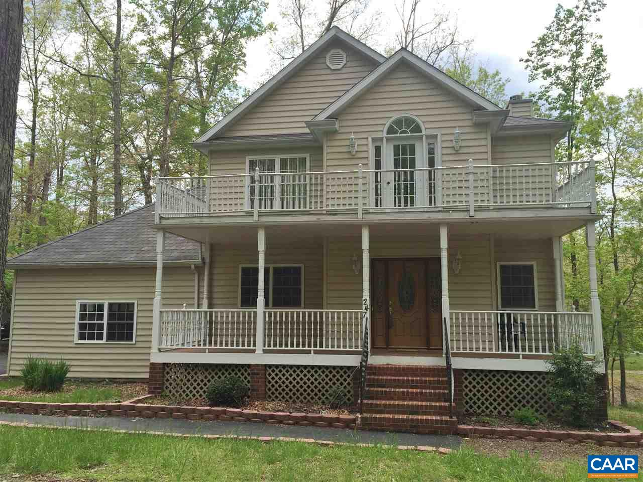 Property for sale at 247 JEFFERSON DR, Palmyra,  VA 22963
