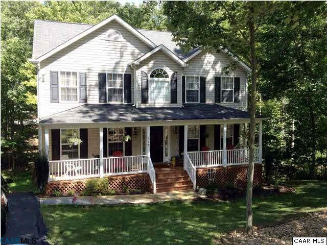 Property for sale at 312 JEFFERSON DR, Palmyra,  VA 22963