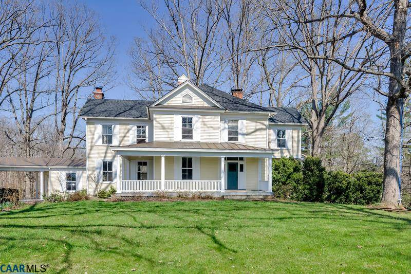 Property for sale at 2270 OWENSVILLE RD, Charlottesville,  VA 22901