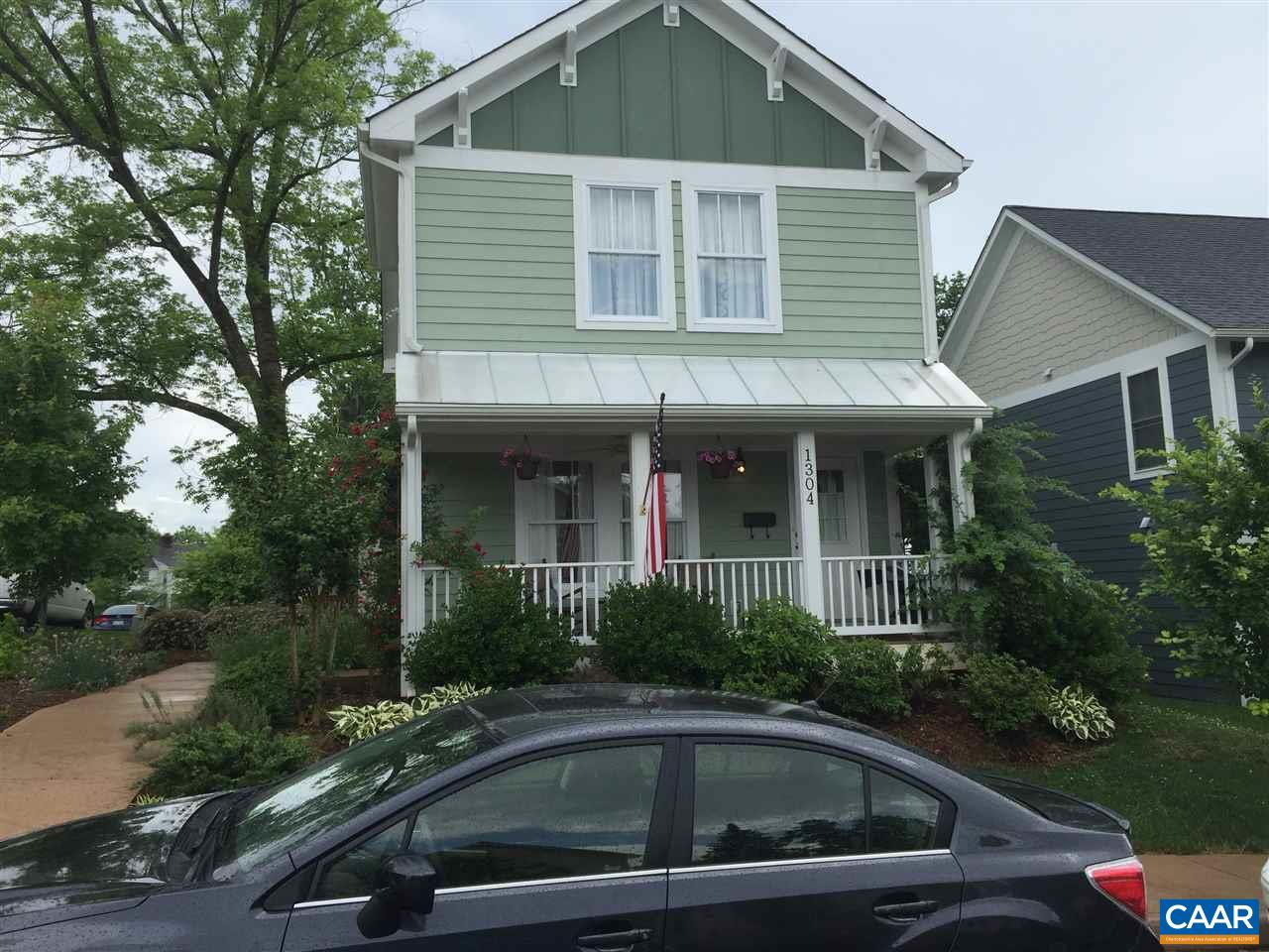 Photo of home at 1304 nunley st, charlottesville,