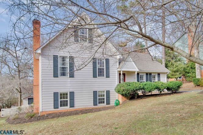 Photo of home at 676 victorian ct, charlottesville, VA