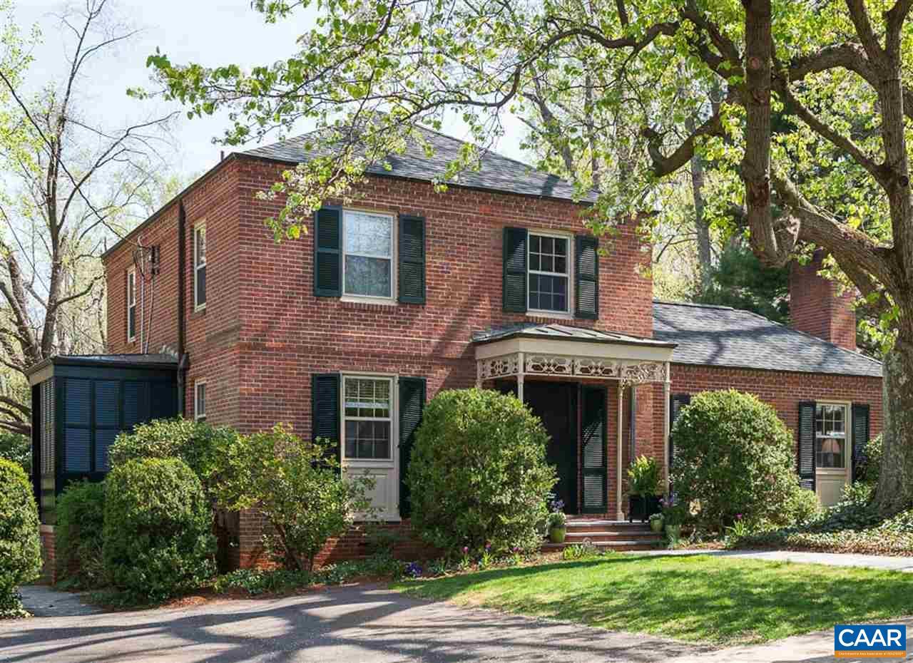 Property for sale at 1827 EDGEWOOD LN, Charlottesville,  VA 22903