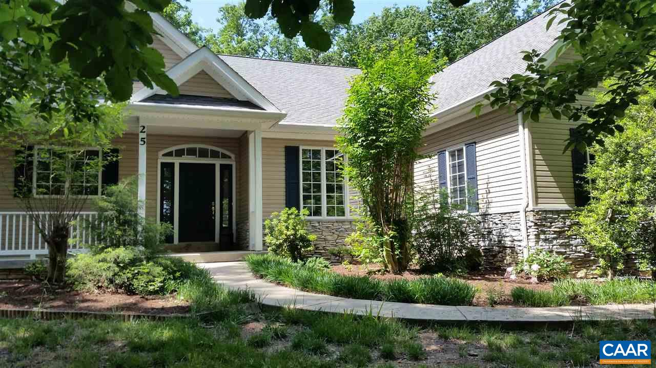 Property for sale at 25 FLEETWOOD DR, Palmyra,  VA 22963