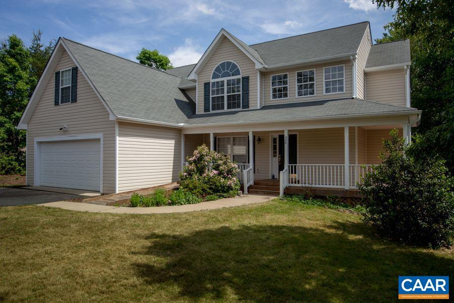 Property for sale at 540 JEFFERSON DR, Palmyra,  VA 22963