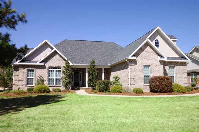 410 childers drive warner robins ga 31088 coldwell for Home builders warner robins ga