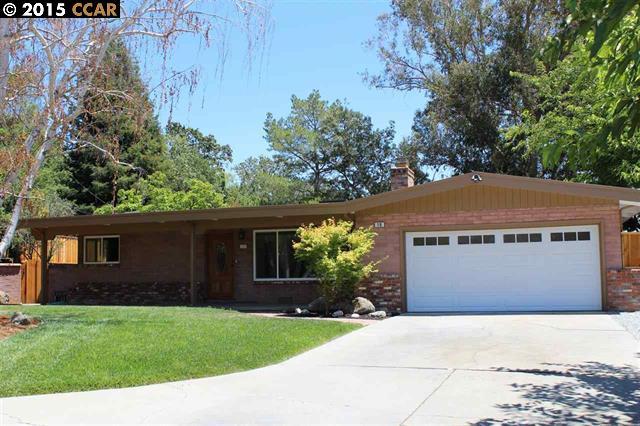 19 Hanson Lane, Walnut Creek, California 94596