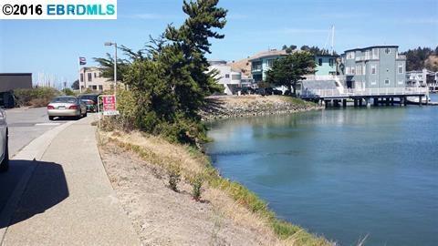 土地 のために 売買 アット 1468 SANDPIPER SPIT Richmond, カリフォルニア 94801 アメリカ合衆国
