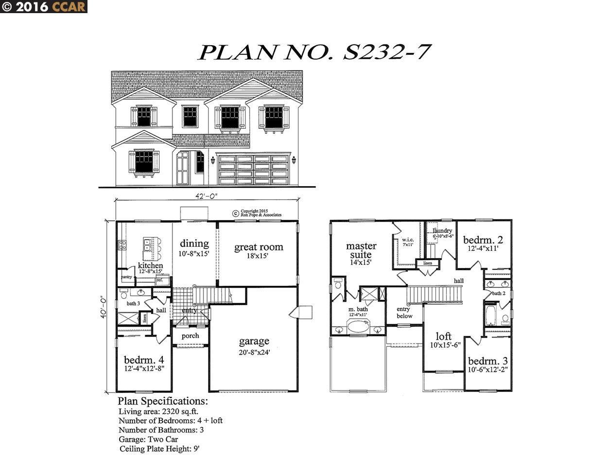 2712 Cowell Road, Lot A, CONCORD, CA 94518