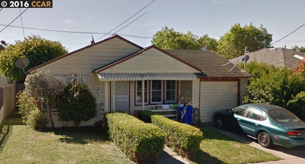 5216 TEHAMA AVE, RICHMOND, CA 94804