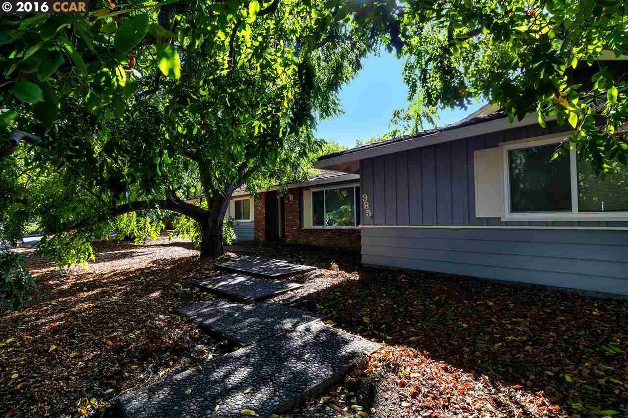 985 MOHR LN, CONCORD, CA 94518