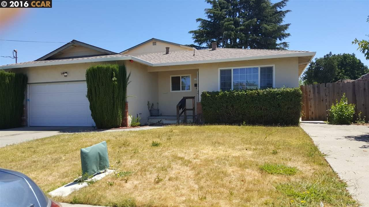 Additional photo for property listing at 2639 SHEPPARD WAY  Antioch, カリフォルニア 94509 アメリカ合衆国
