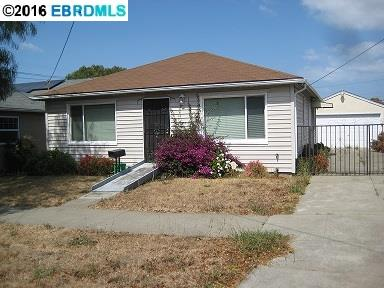 3415 Andrade Ave., RICHMOND, CA 94801