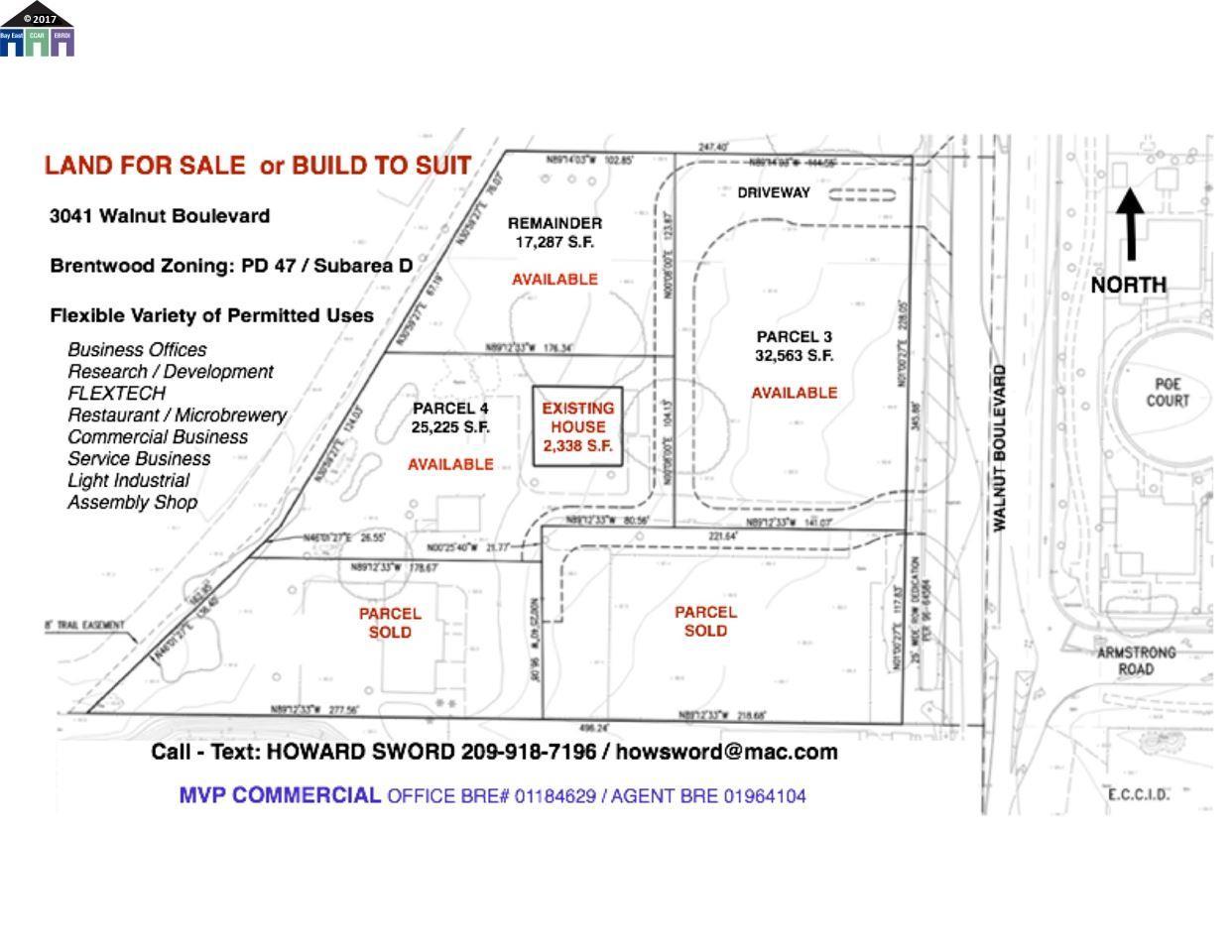 3041 Walnut Boulevard, BRENTWOOD, CA 94513