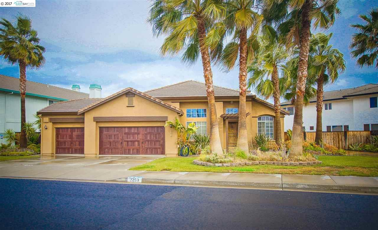 2253 Newport Dr, DISCOVERY BAY, CA 94505