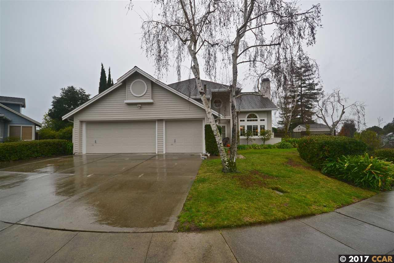 Single Family Home for Sale at 2808 Appaloosa Court Pinole, California 94564 United States