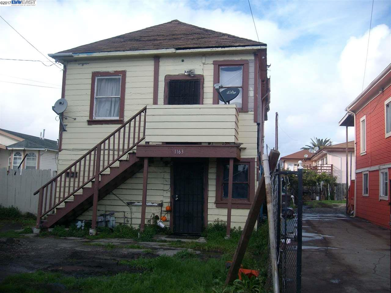 1163 83rd Ave., OAKLAND, CA 94621
