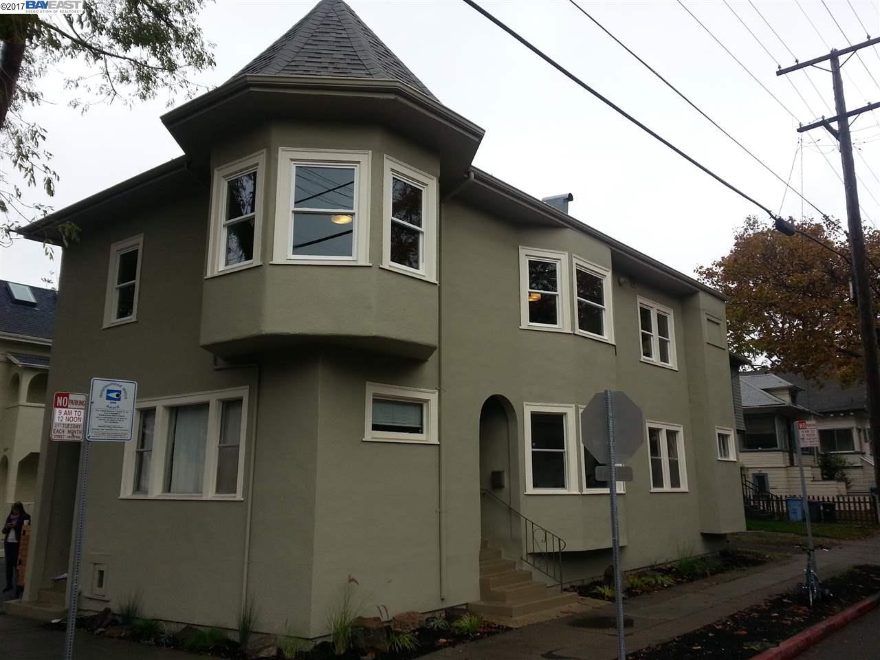 1647 Woolsey Street, BERKELEY, CA 94703