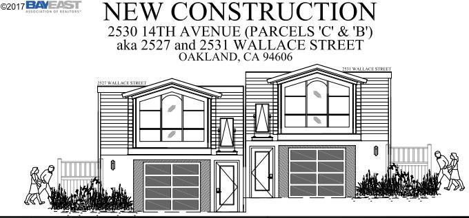2531 Wallace Street, OAKLAND, CA 94606