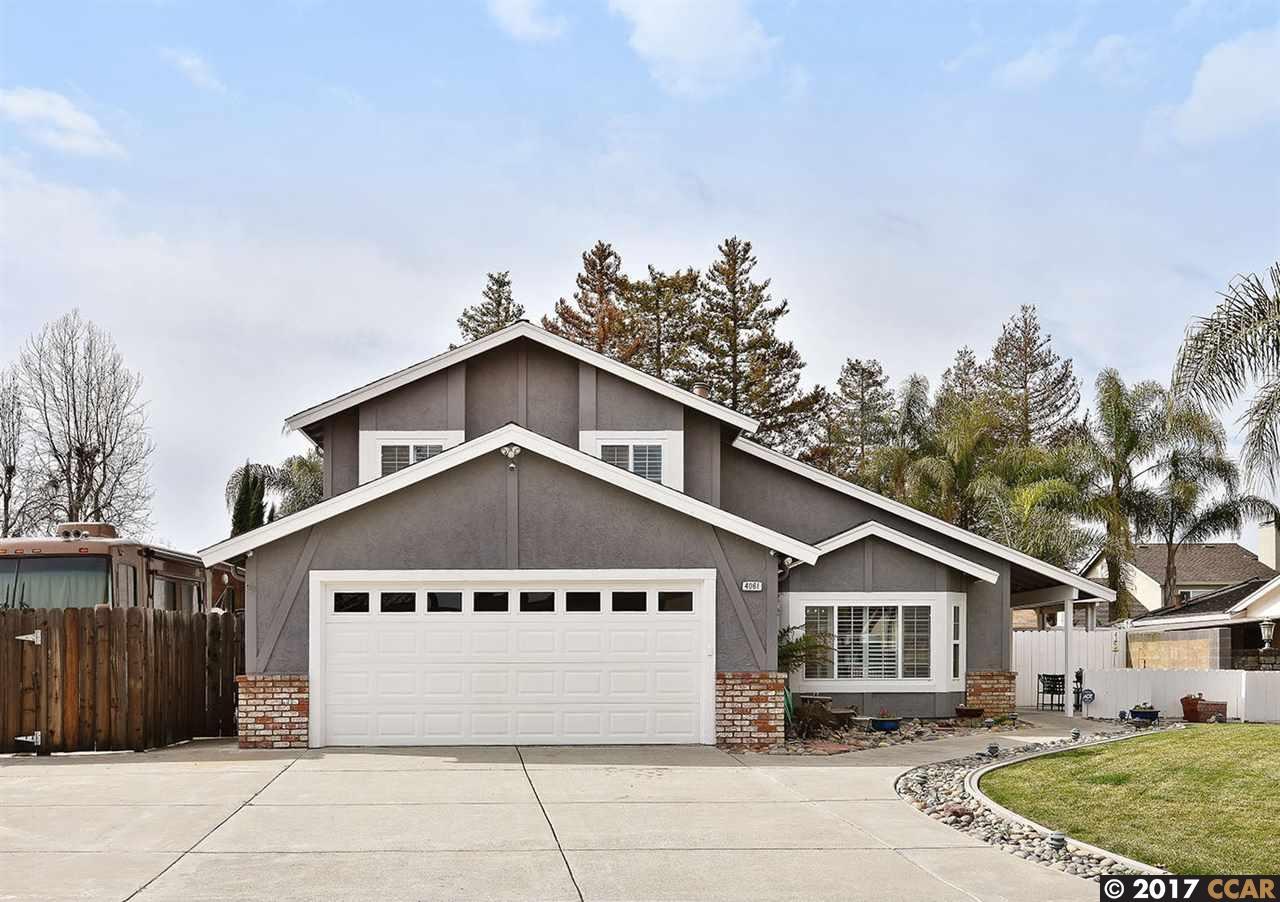 4061 Woodhill Dr, OAKLEY, CA 94561