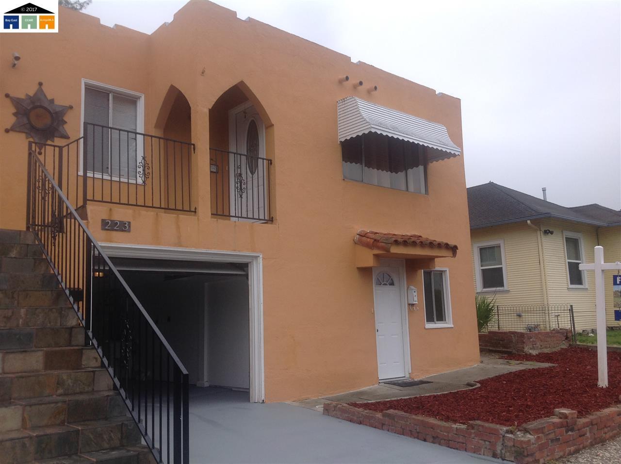 223 GARRETSON AVENUE, RODEO, CA 94572
