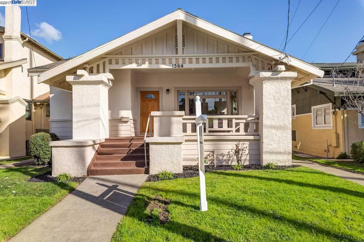 واحد منزل الأسرة للـ Sale في 1364 Burbank Street Alameda, California 94501 United States