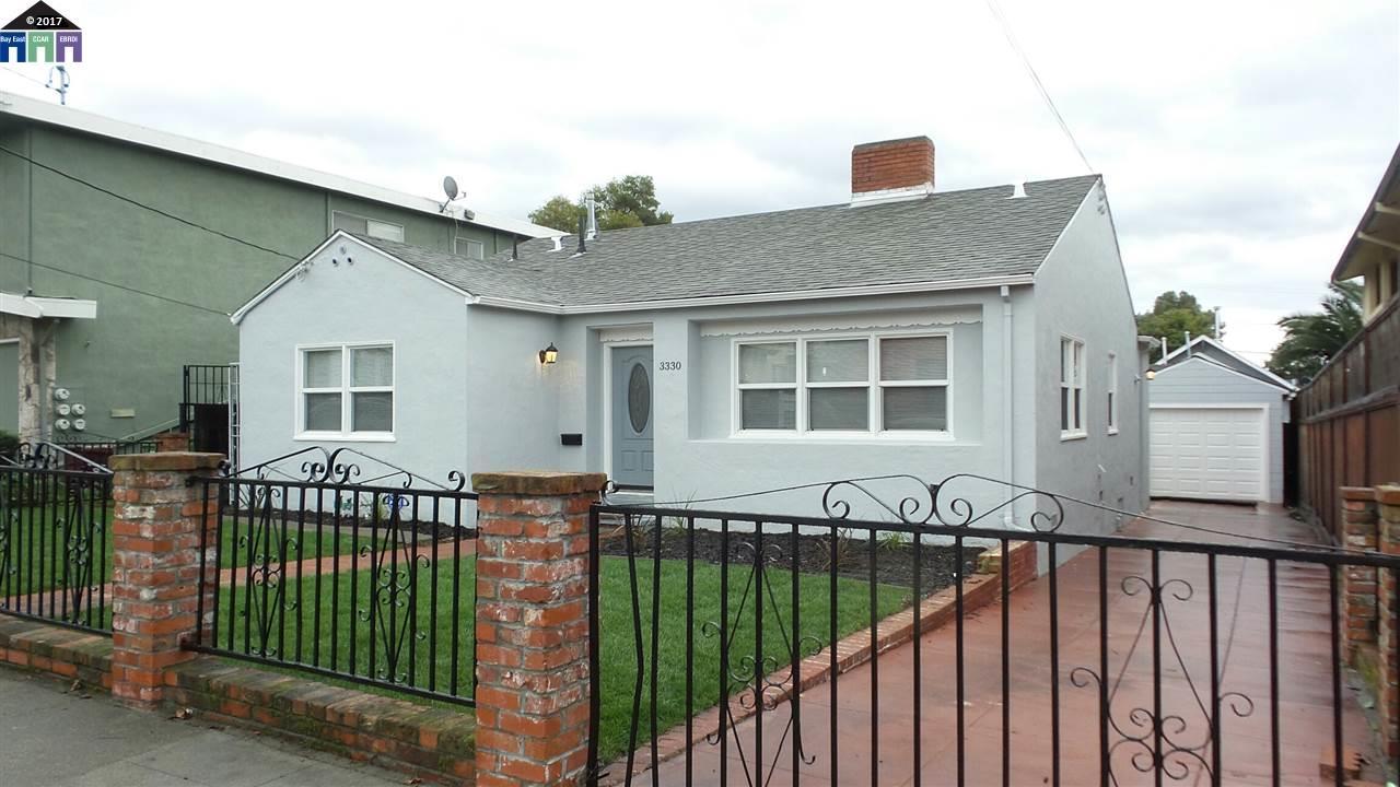 3330 65Th Ave, OAKLAND, CA 94605