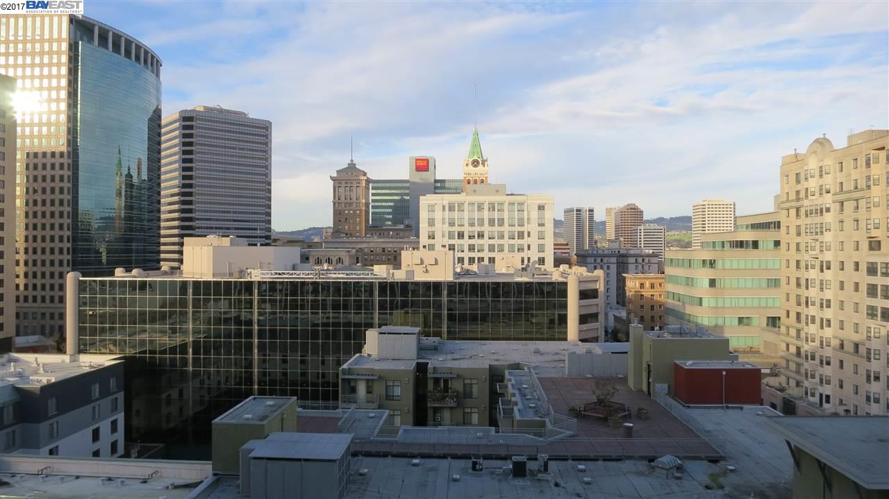 Condominium for Rent at 801 Franklin Street Oakland, California 94607 United States