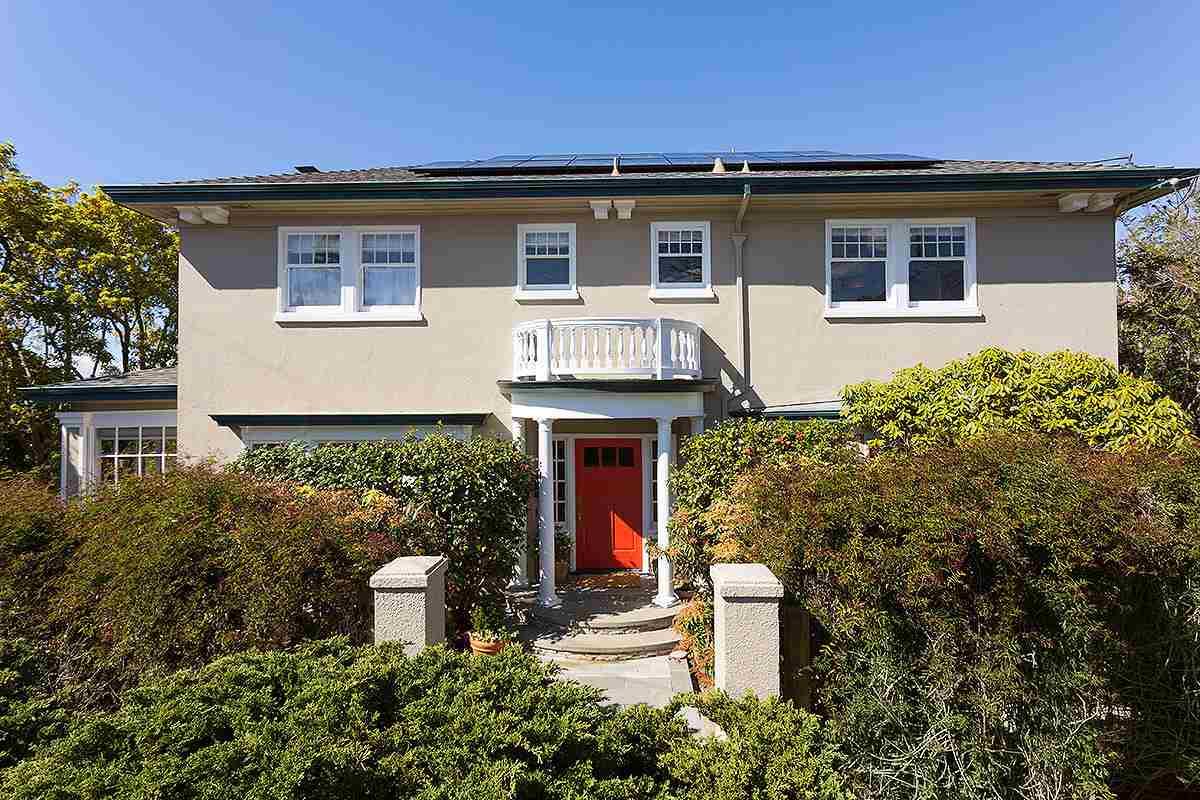 Maison unifamiliale pour l Vente à 211 THE UPLANDS Berkeley, Californie 94705 États-Unis