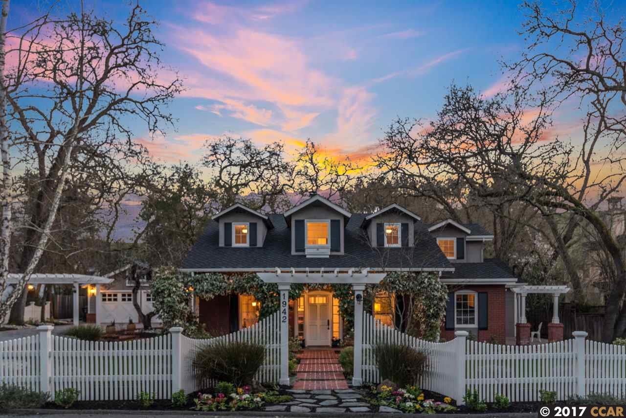 Maison unifamiliale pour l Vente à 1942 La Cadena Diablo, Californie 94528 États-Unis