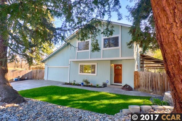 2724 Buena Vista Ave, WALNUT CREEK, CA 94597