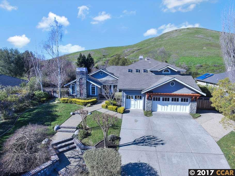 Single Family Home for Sale at 94 Sanders Ranch Road Moraga, California 94556 United States