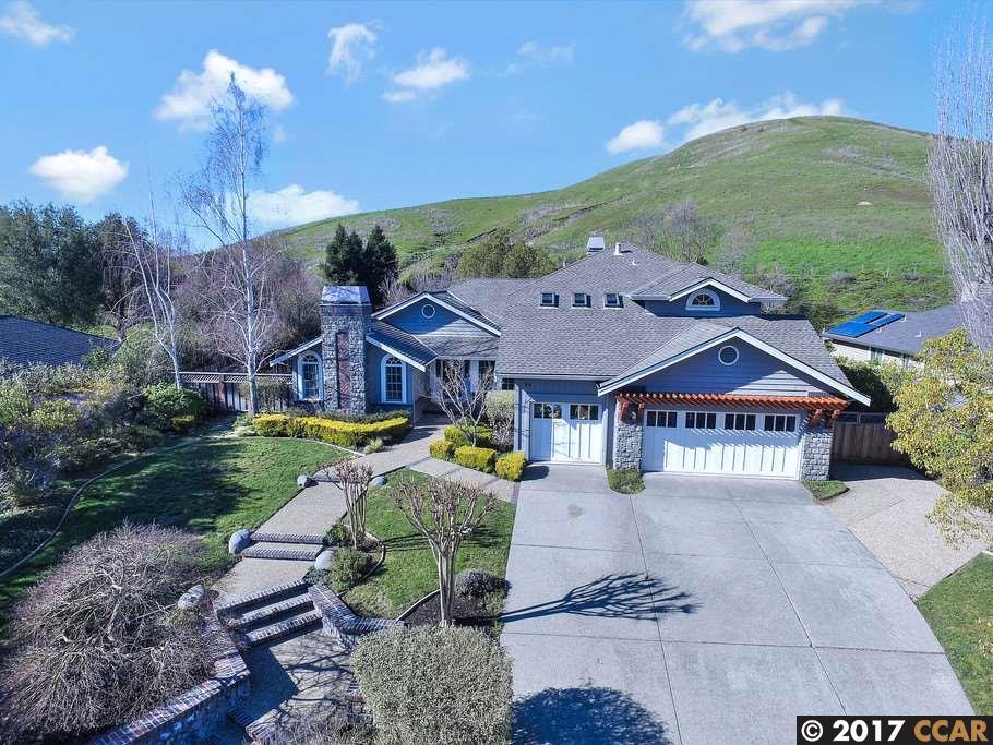 一戸建て のために 売買 アット 94 Sanders Ranch Road Moraga, カリフォルニア 94556 アメリカ合衆国