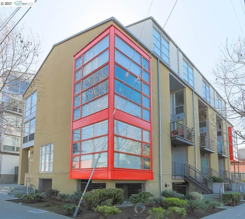 共管物業 為 出售 在 1007 41st Street Emeryville, 加利福尼亞州 94608 美國