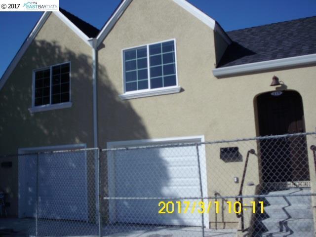 411 S 23Rd St, RICHMOND, CA 94804
