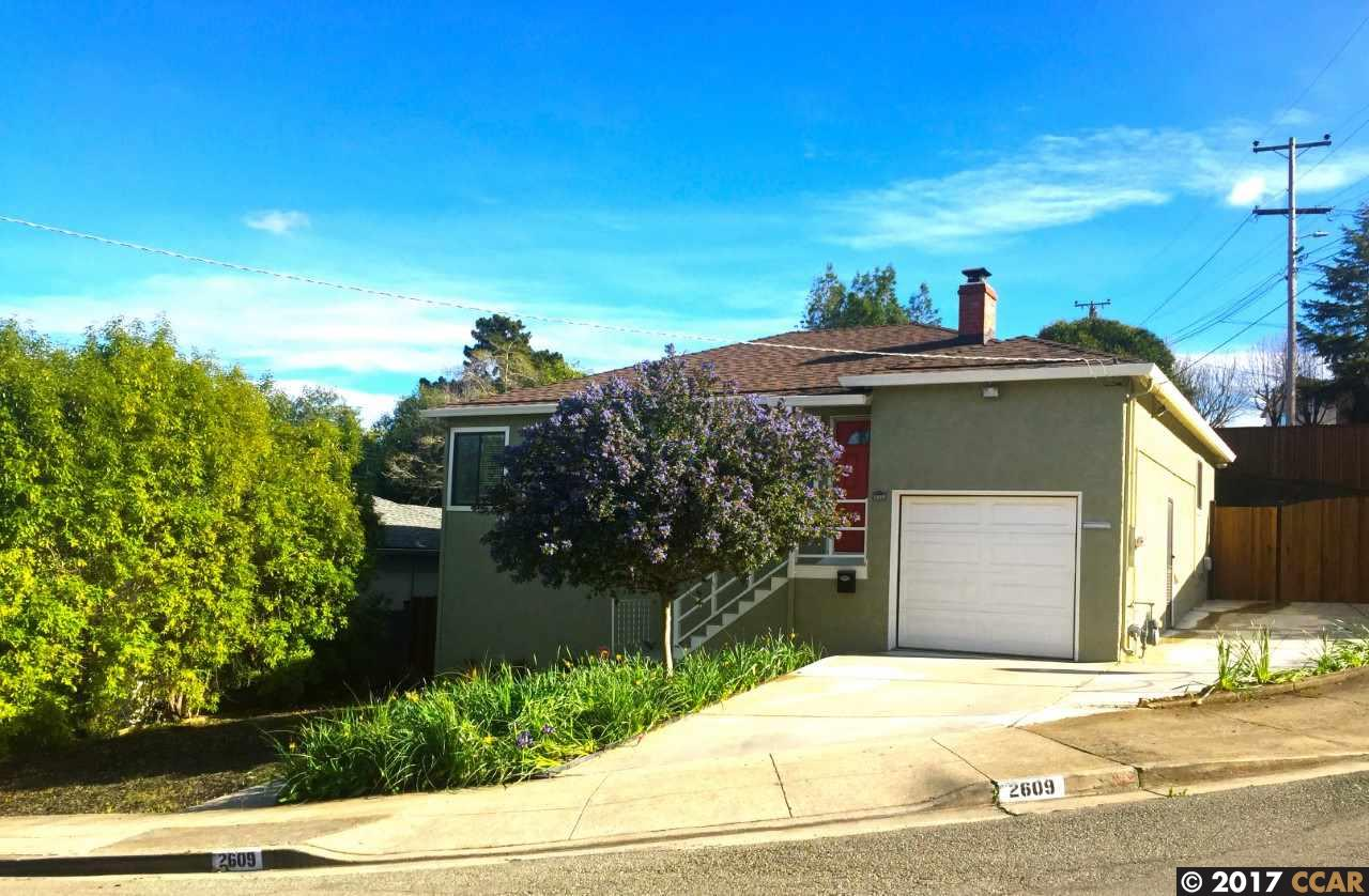 Single Family Home for Sale at 2609 Acorn Street Castro Valley, California 94546 United States