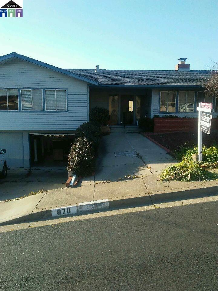 878 HAWTHORNE DR, RODEO, CA 94572