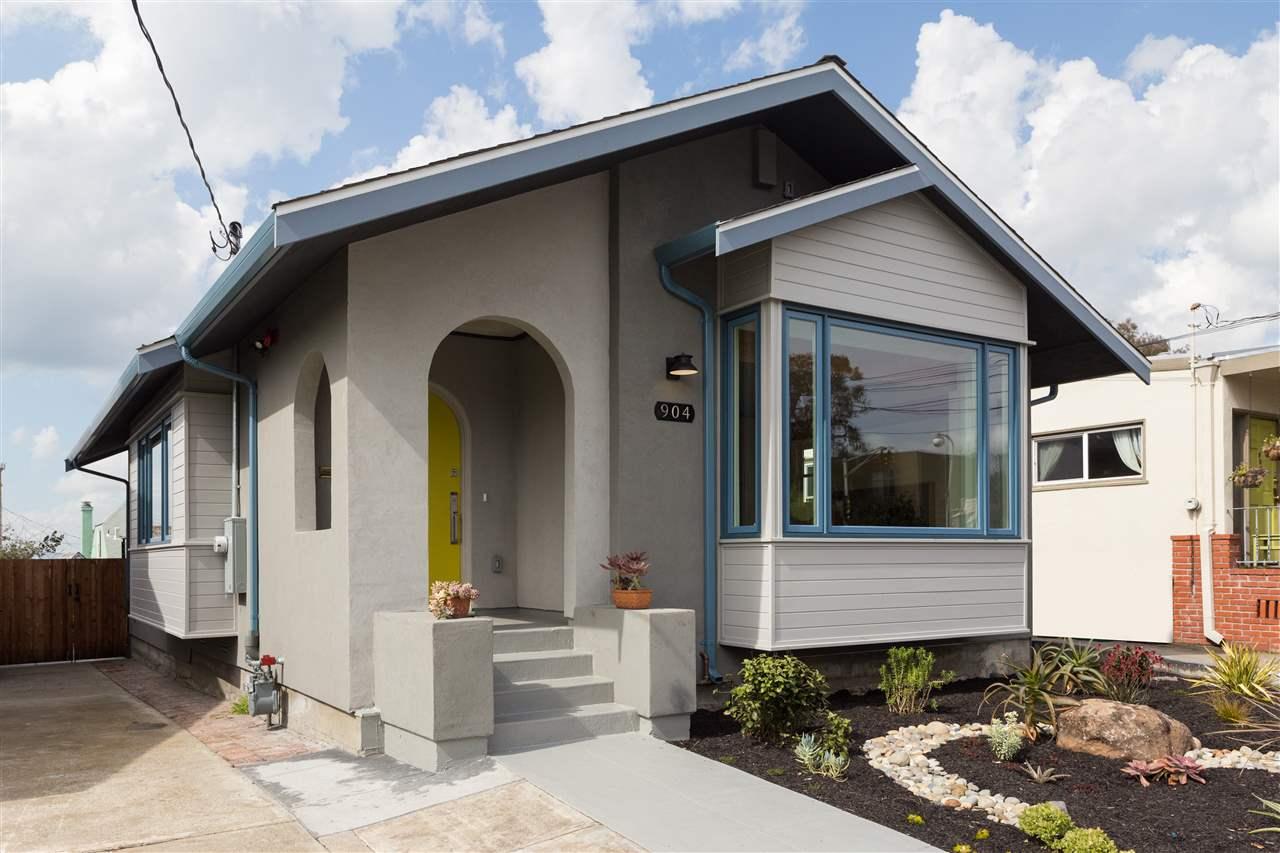 一戸建て のために 売買 アット 904 Santa Fe Albany, カリフォルニア 94706 アメリカ合衆国