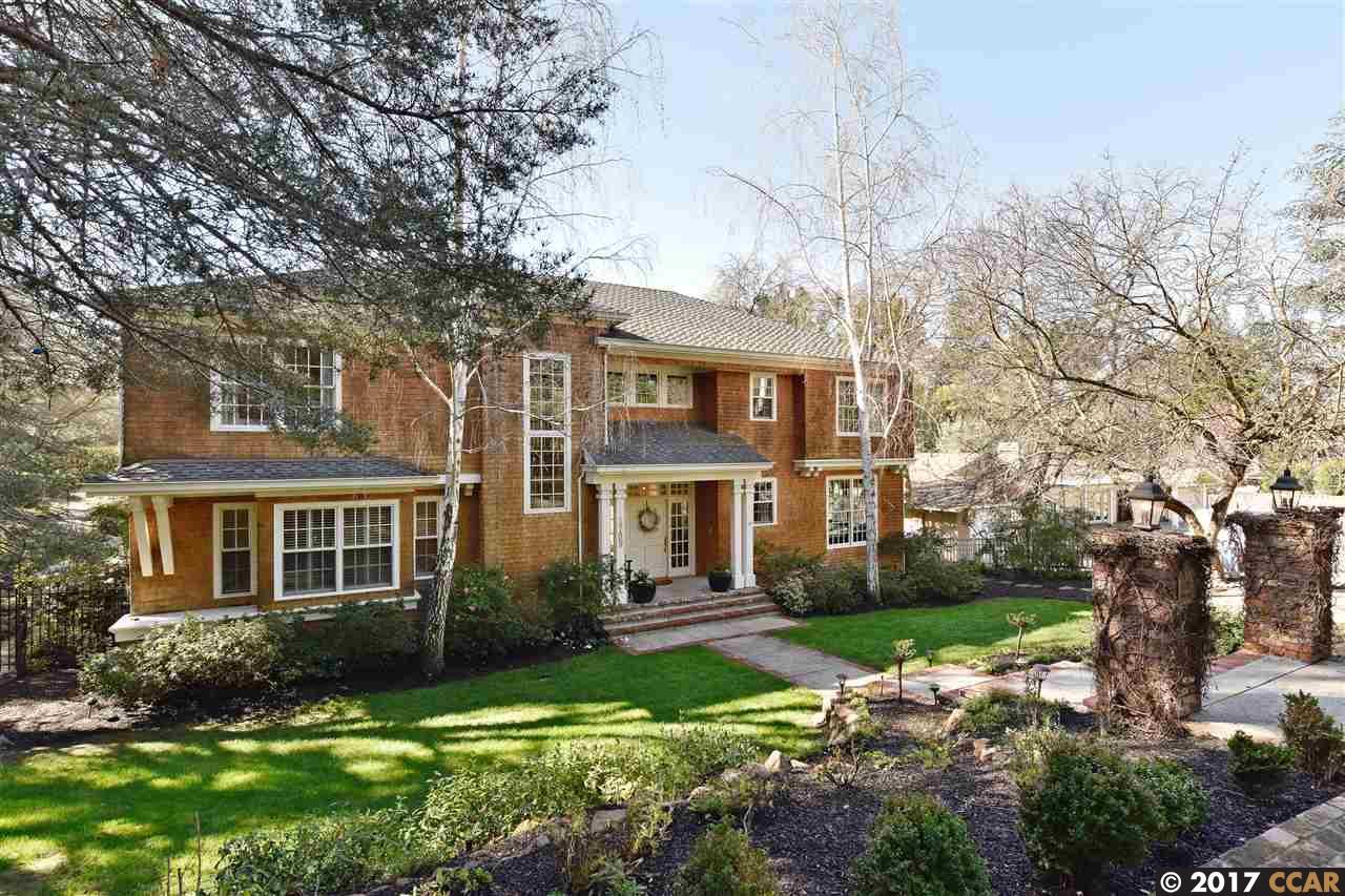 Частный односемейный дом для того Продажа на 1789 Club House Road Diablo, Калифорния 94528 Соединенные Штаты